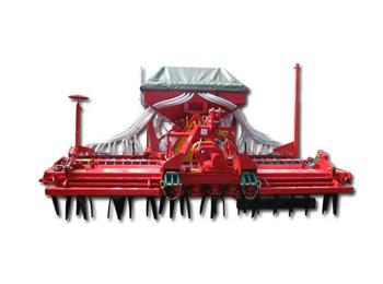 Агрегат почвообрабатывающе-посевной АПП-4 с активными рабочими органами