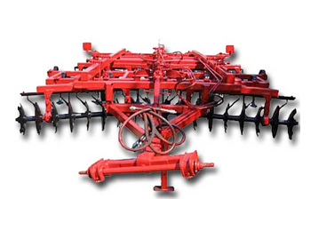 Агрегат комбинированный для минимальной обработки почвы АКМ-4