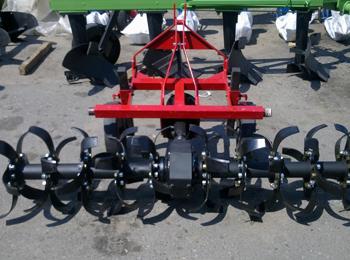 Фреза роторная с карданным валом ширина захвата 1,25-2,1