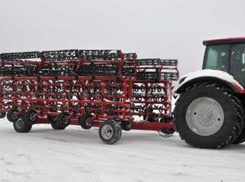 Культиватор для сплошной обработки почвы КПМ-24 (КПМ-22, КПМ-20)