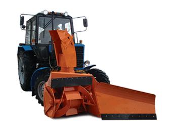 Снегоуборочная машина СУ 2.1 ОМ